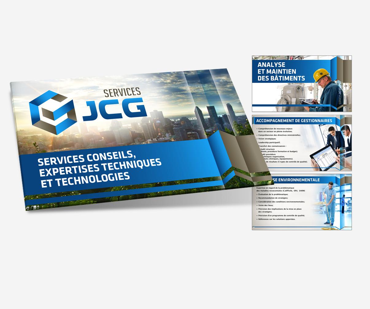 Services JCG - Présentation PowerPoint