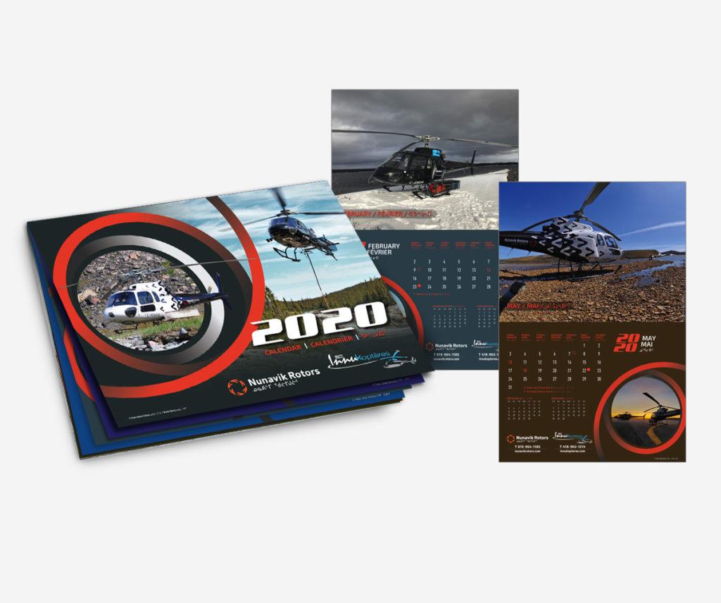 Nunavik Rotors - Calendrier 2020