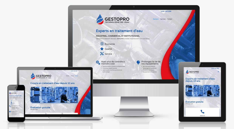 Gestopro - Technologie de l'eau